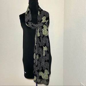 Disney Parks Mickey Mouse Spider Web Scarf